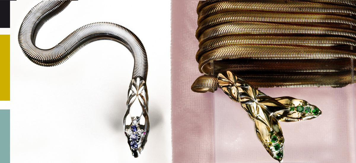handmade jewellery natrix arcangelo bungaro